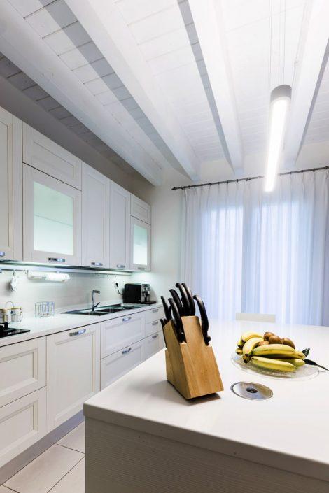 cucine total white pierdominici casa
