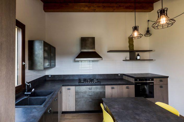 progettare interni cucine ancona