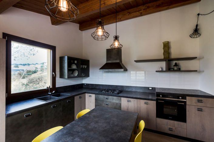 cucine stile industriale pierdominici casa