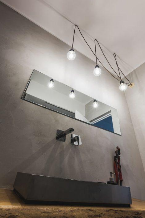 illuminazione bagno pierdominici casa