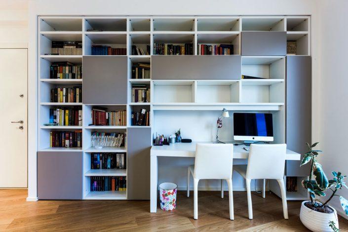 librerie su misura pierdominici casa