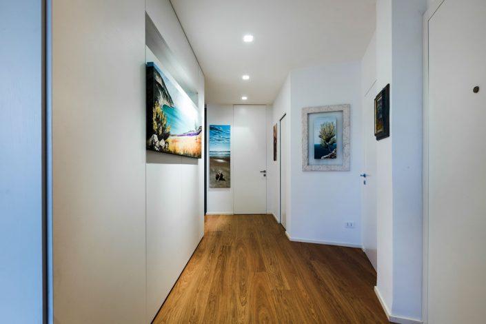 ristrutturazione corridoio pierdominici casa