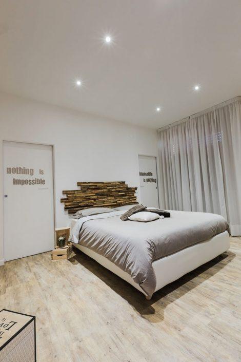illuminazione camera da letto osimo