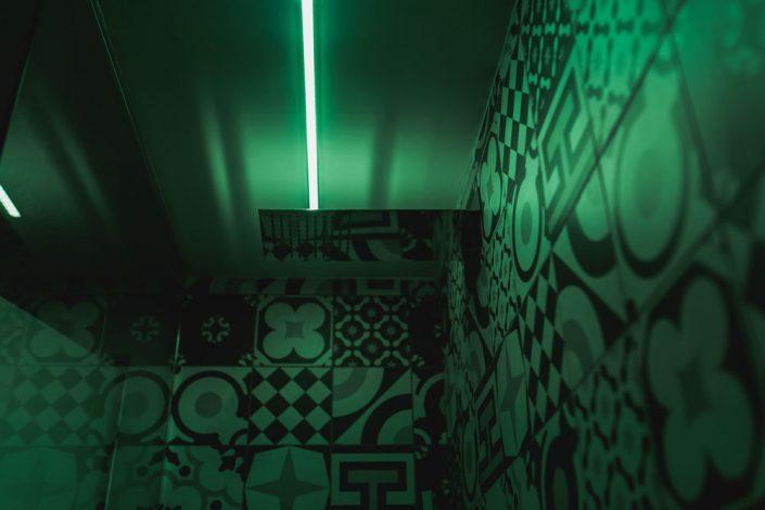luci led doccia ancona
