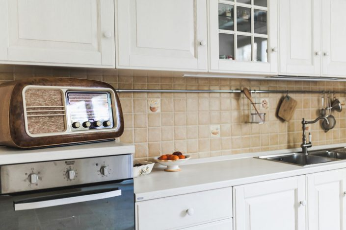 cucina stile vintage ancona