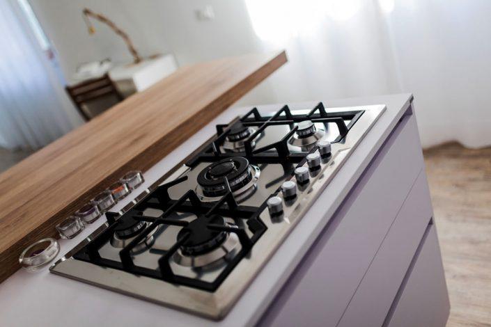 piano cottura design pierdominici casa