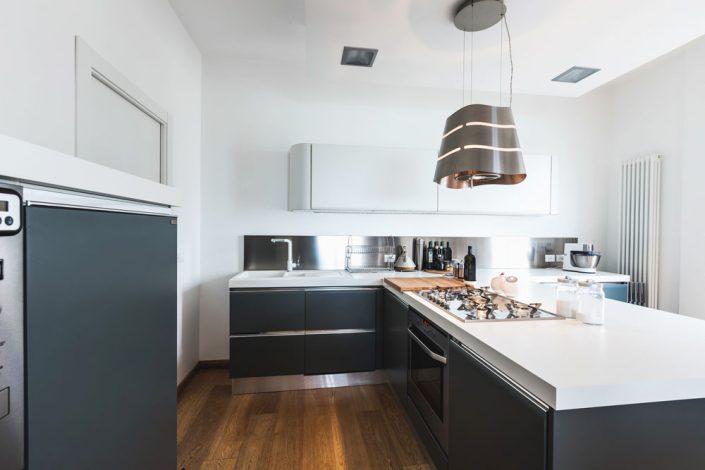cucina contemporanea pierdominici casa