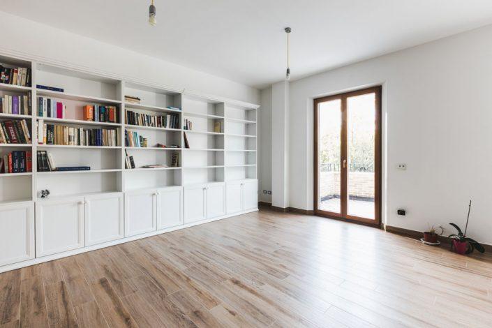progetto libreria pierdominici casa