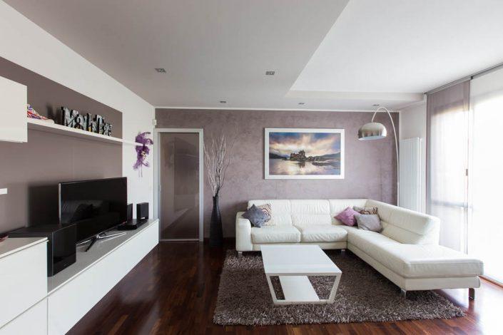 soggiorno contemporaneo pierdominici casa