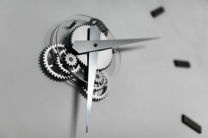 orologi parete design ancona