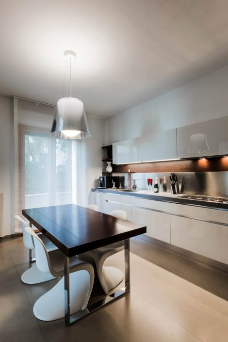 cucine lineari pierdominici casa