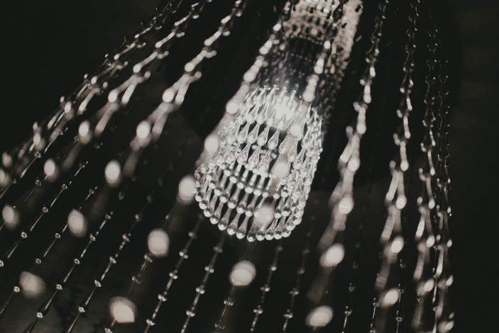 lampadario cristallo moderno osimo