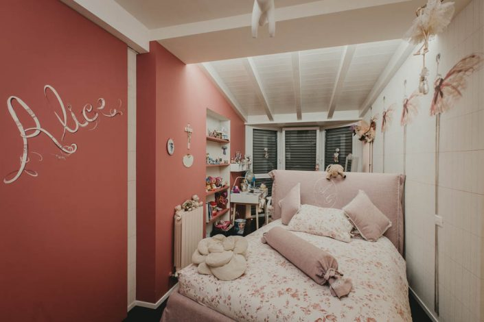 mobili camera bambina pierdominici casa