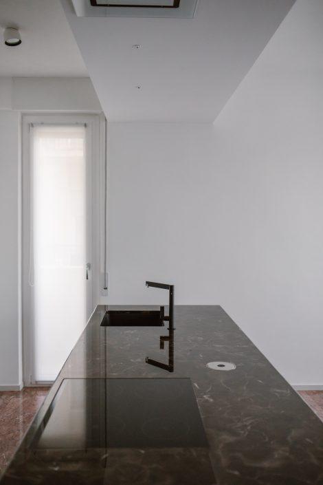 isola cucina marmo pierdominici casa