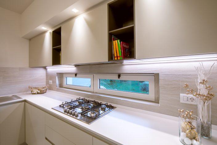 illuminazione cucine ancona