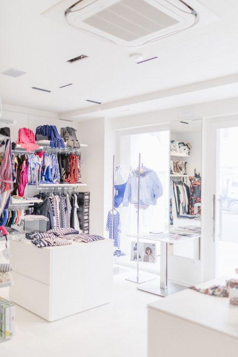 interior design showroom ancona