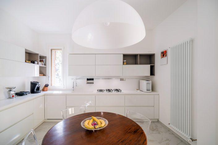 mobili cucina total white ancona