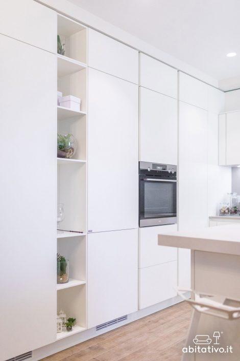 mobili cucina bianchi ancona