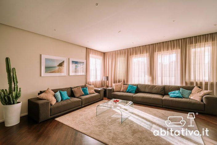 interior design zona living ancona
