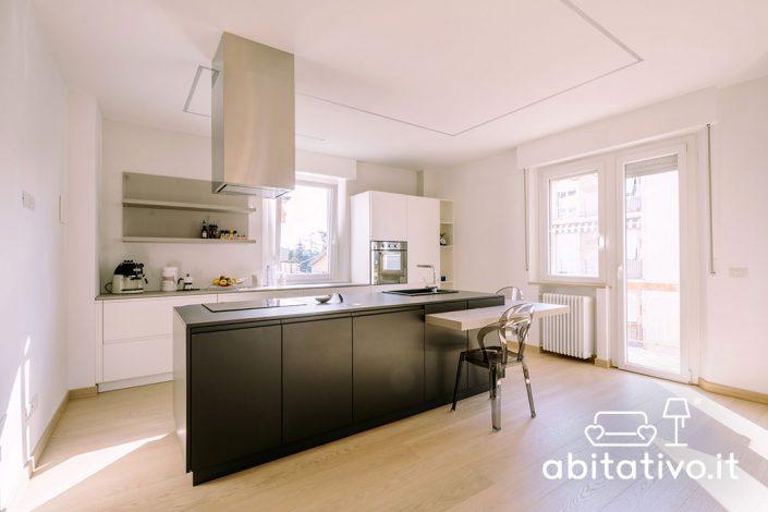 progetto cucina design osimo