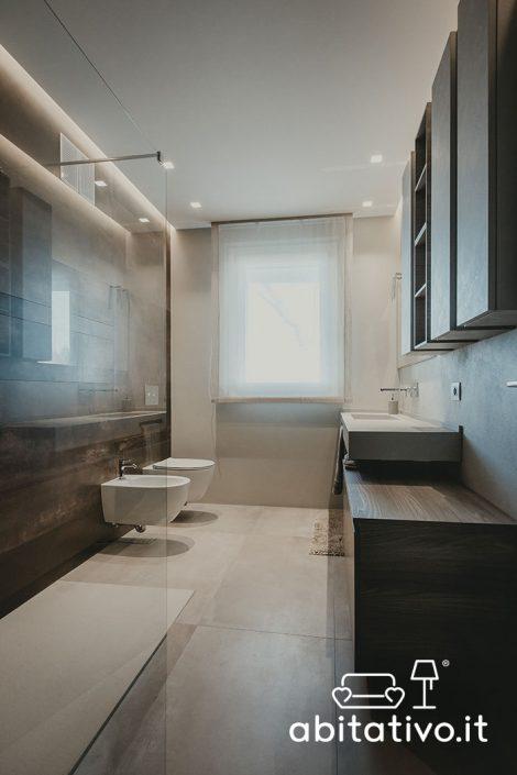 arredare bagno moderno ancona