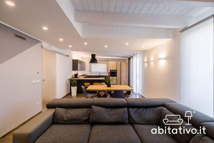 arredo moderno open space ancona