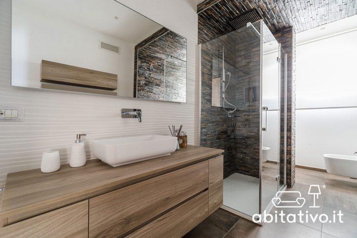 bagno design moderno ancona