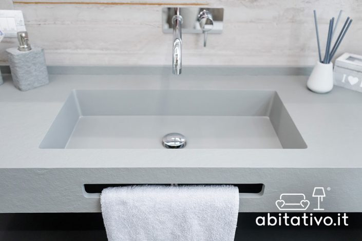 lavandino bagno design ancona