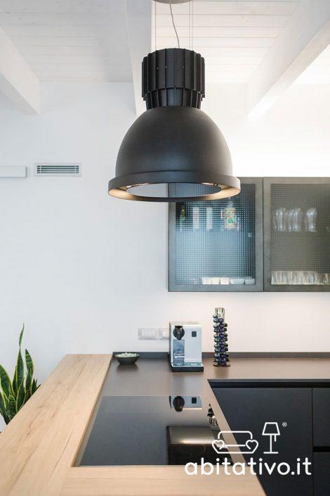 cucina stile industriale osimo