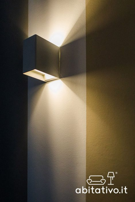 luci parete design ancona