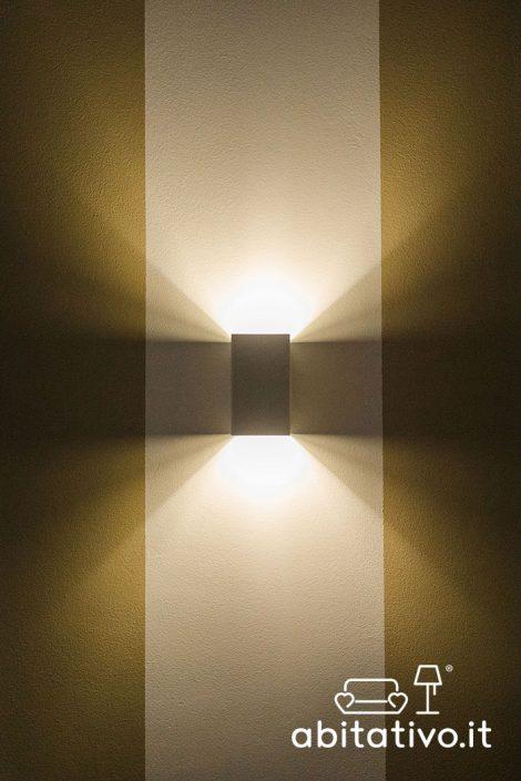 luci parete pierdominici casa