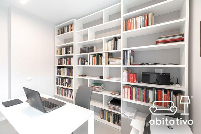 progetto mobile libreria ancona