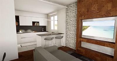 progettare arredamento pierdominici casa