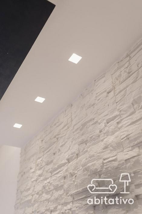 progetto luce interni ancona
