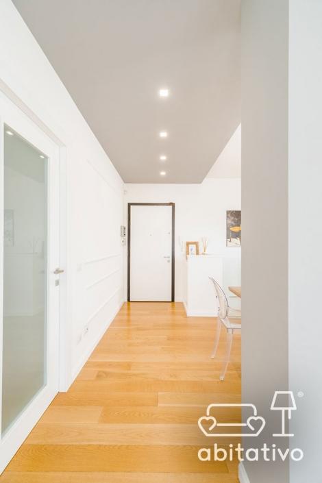 progetto ingresso casa ancona