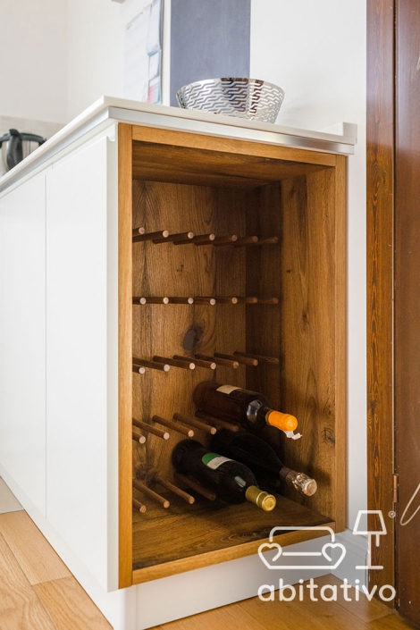 mobili legno per cucina osimo