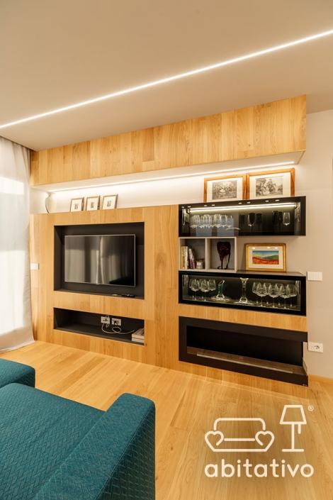 mobili legno pierdominici casa