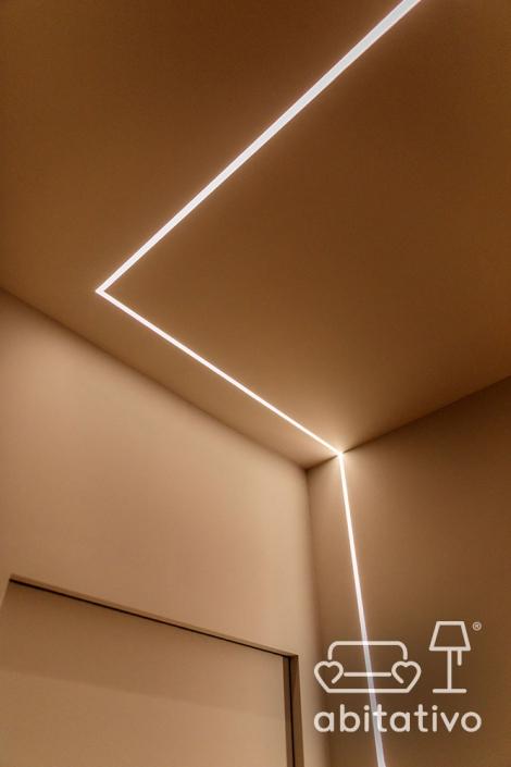 progetto illuminotecnico casa ancona