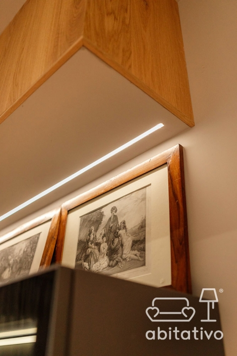 soluzione illuminazione casa osimo