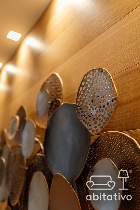 idee decorazione parete ancona