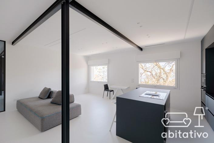open space stile minimale ancona