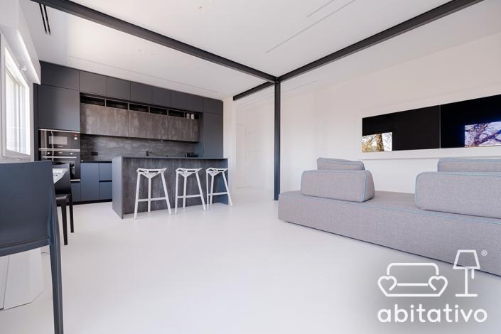 open space minimal pierdominici casa