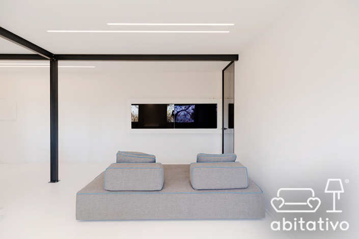 divano design minimale osimo