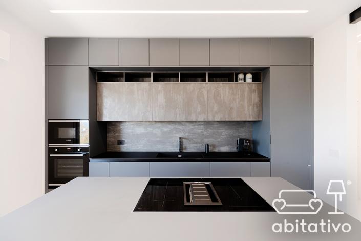 cucina design minimale pierdominici casa