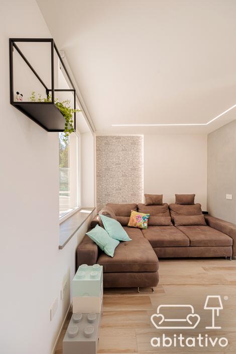 divano moderno pierdominici casa