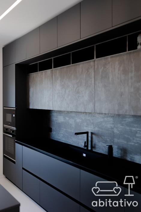mobile cucina minimale ancona