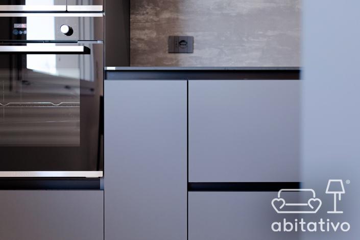 mobili cucina minimale ancona