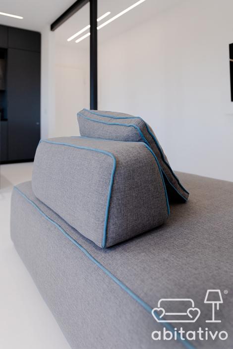 divano soggiorno moderno ancona