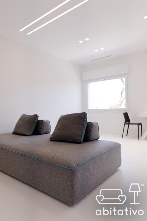 divano design moderno ancona