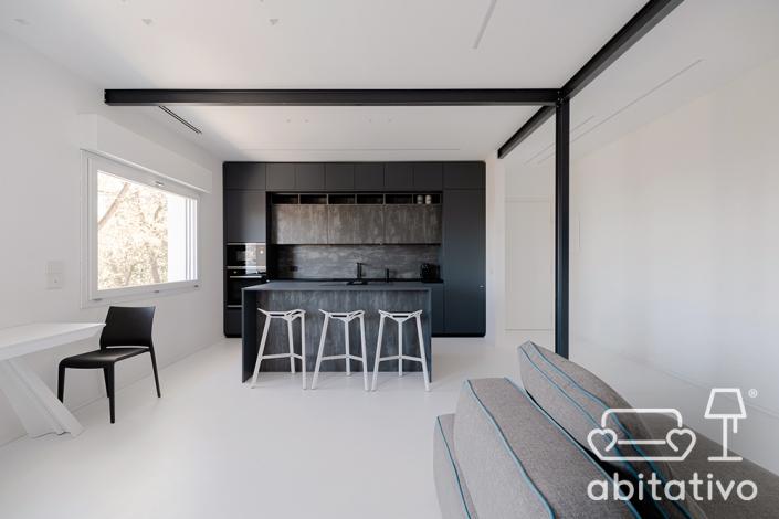cucina design minimal ancona